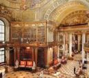 The Maddox Mansion/Library
