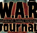 W.A.R. Journal