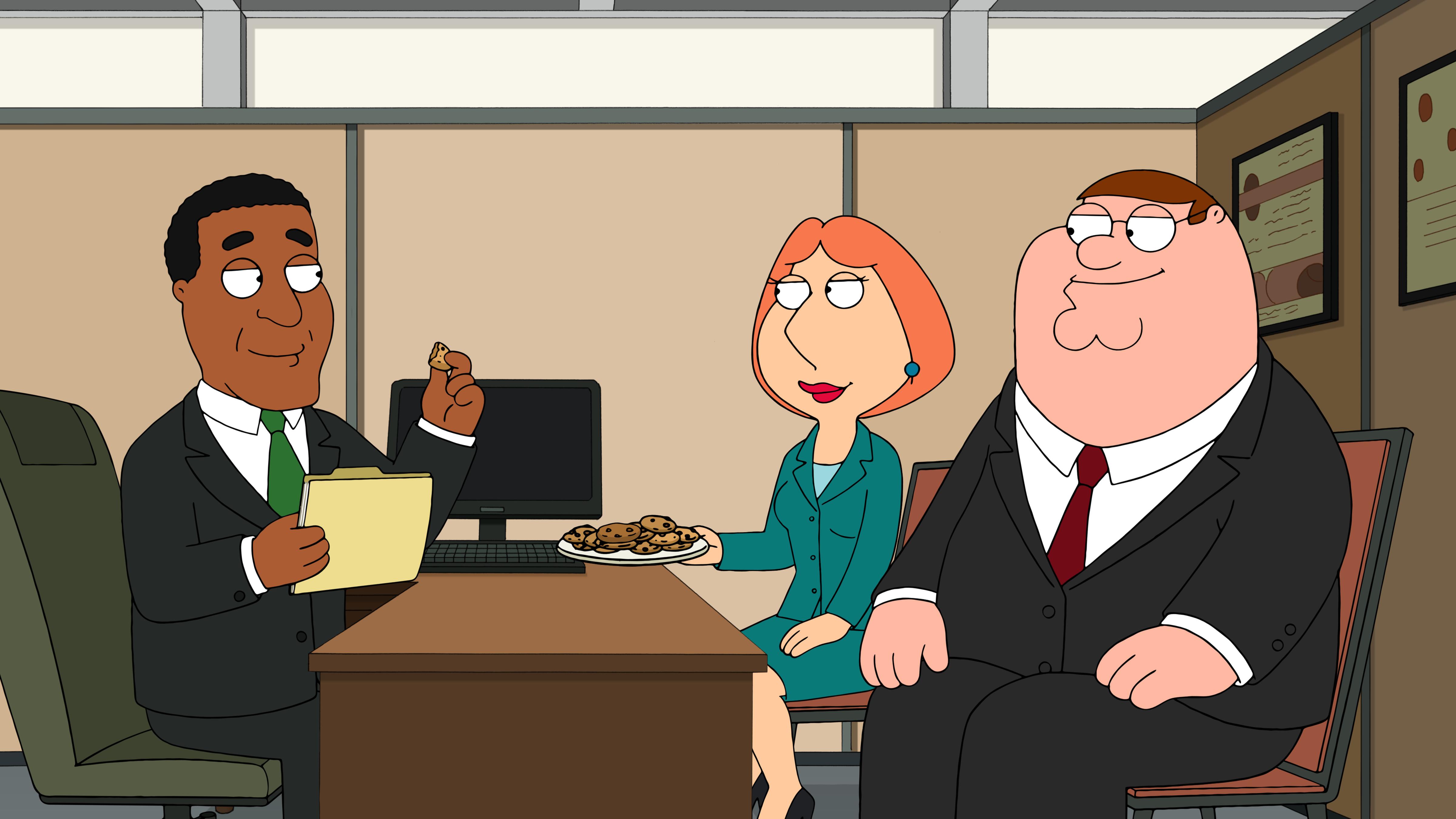Baking Bad Family Guy Wiki
