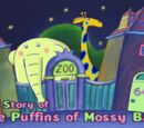 The Story of the Puffins of Mossy Bay