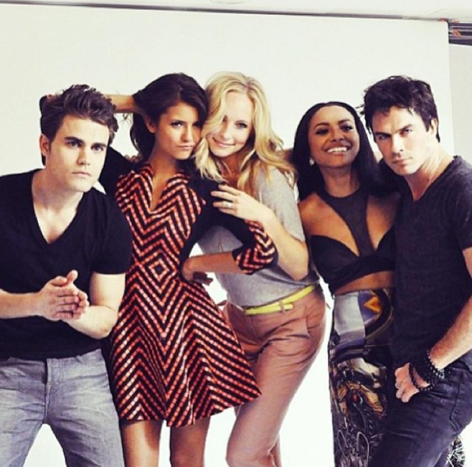 Les acteurs de vampire