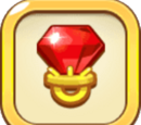Princess Cookie's Ruby Ring