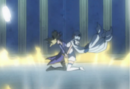 Lucy and Yukino combine their powers.png