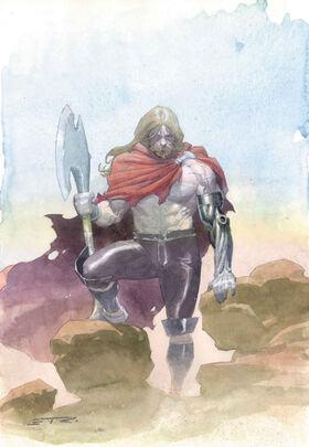 Thor el Indigno (Tierra-616) 001