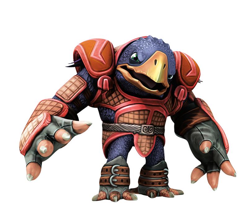 Image - Cuckoo Clocker (Trap Team).png - Villains Wiki - Wikia