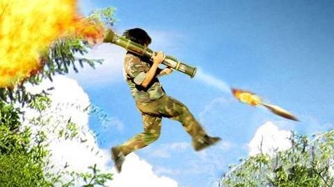 The Rocket Jump