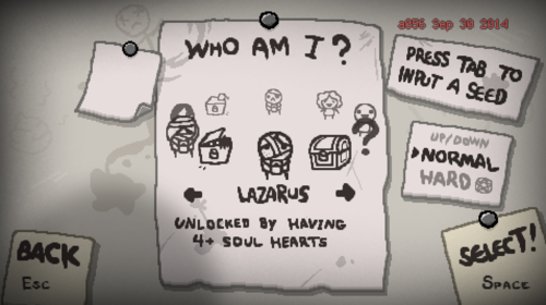 how to change resolution in binding of isaac