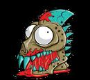 Slime Skull