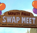 Gravity Falls Swap Meet