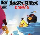 Angry Birds Comics Issue 5