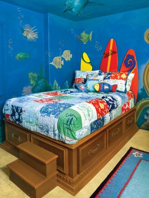 Image Underwater Ocean Theme Bedroom Degrassi Wiki