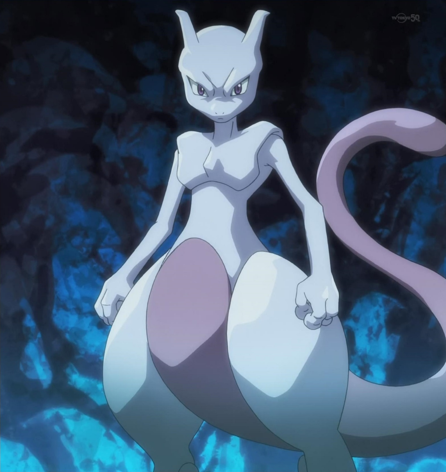Red S Mewtwo The Pok 233 Mon Wiki