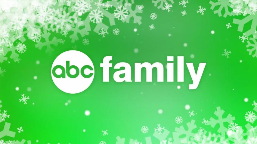 Family Logos Images Image Abc Family Christmas