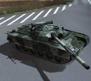 Hegemony Vehicles