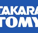 Series y Películas basadas en Takara Tomy