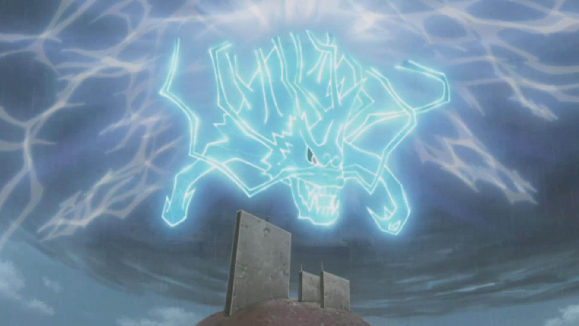 Kirin - Narutop... Naruto Shippuden Susanoo Kurama