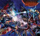 The War Knight/Secret Wars: El fin del Universo Marvel
