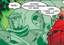 Peter Parker (Earth-616) meets the Spider-Man Unlimited Universe from Webspinners Tales of Spider-Man Vol 1 13 0001.png