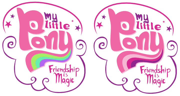 my little pony friendship is magic   logopedia the logo