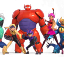 Big Hero 6 (team)