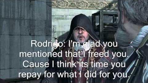 Blackpool part 207: Rodrigo betrays Dark lord