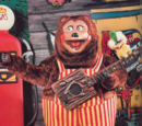 Showbiz Pizza (East and West Cybersland)/Characters
