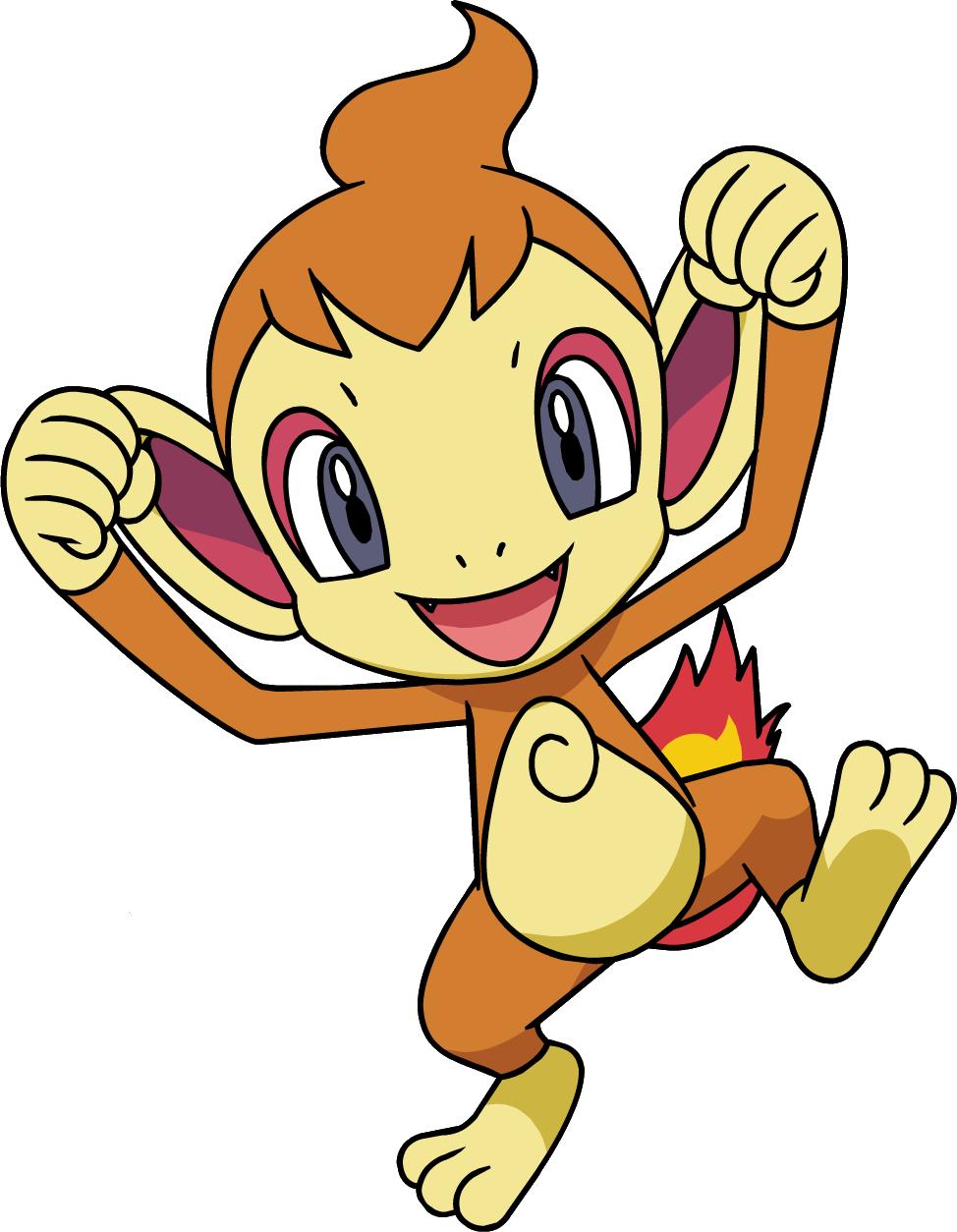 Chimchar - Pokémon Wiki - Wikia