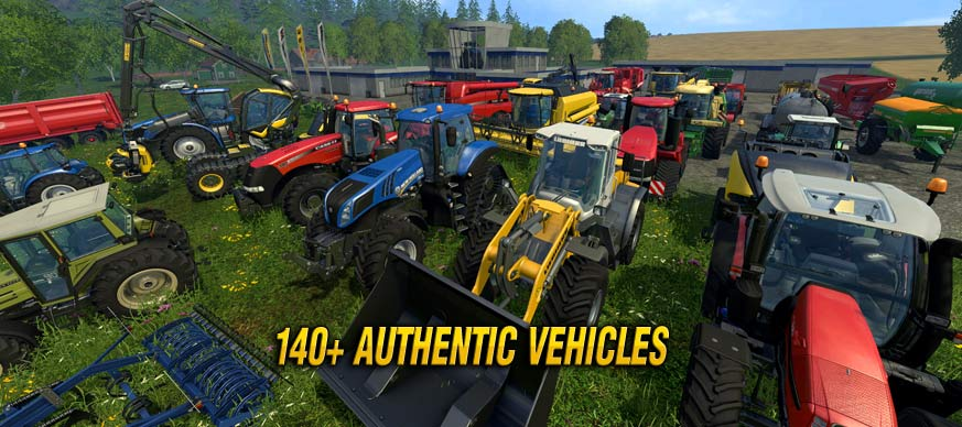 Farming Simulator 2015 Farm Farming Simulator 15 Farming