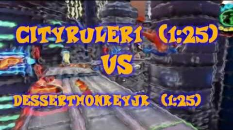 Crash Bandicoot Tournament 2 (IAS5) Talk Show 17 7 11