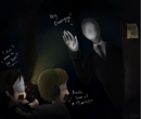 Pewdiepie and cryaotic play slender by madysensmith2792-d6k49s3.png