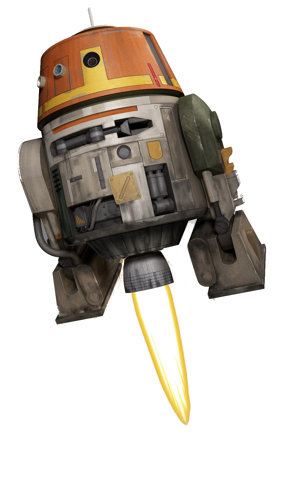 Chopper star wars rebels