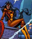 Jessica Drew (Earth-9411) Spectacular Spider-Man (UK) Vol 1 144.jpg