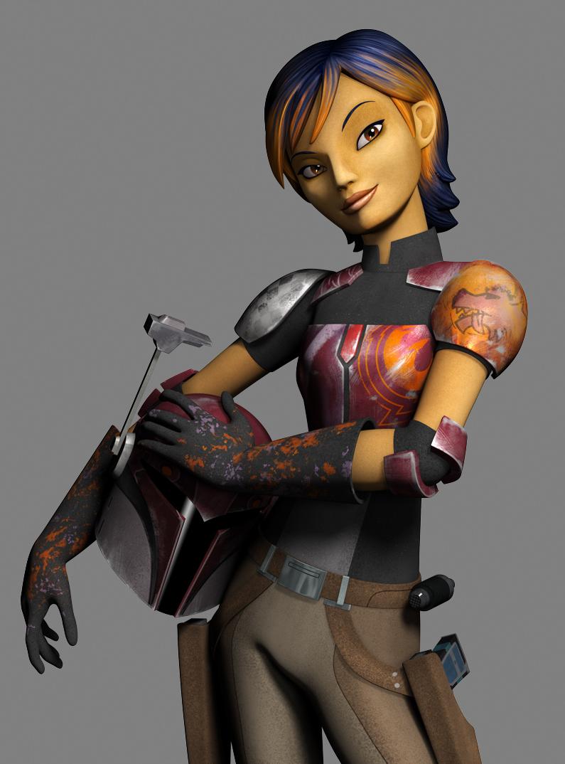 Sabine Wren - Star Wars Rebels Wiki