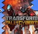 Transformers: Fall of Cybertron Episodes
