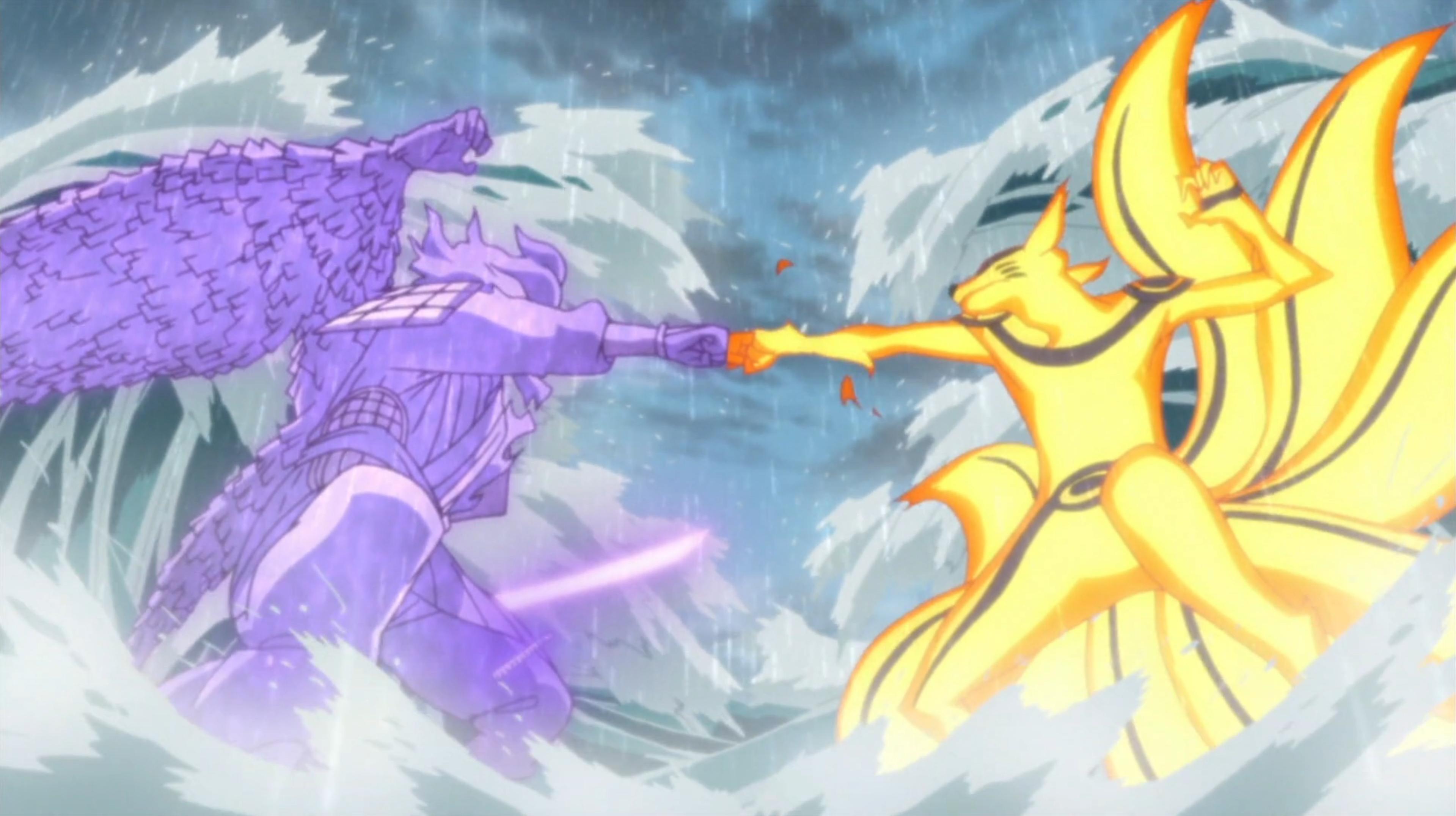 Did Sasuke Create a Bijuu? - Page 2 - Naruto Forums