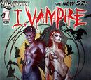 I, Vampire/Covers