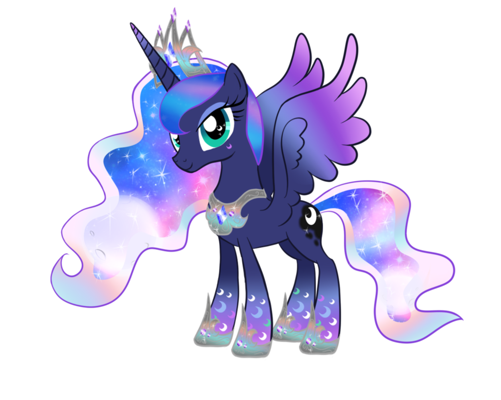Pics for pregnant my little pony luna for Small princess