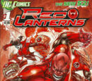 Red Lanterns/Covers