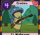 Lt. Mushroom