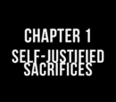 Chapter 1: Self-Justified Sacrifices