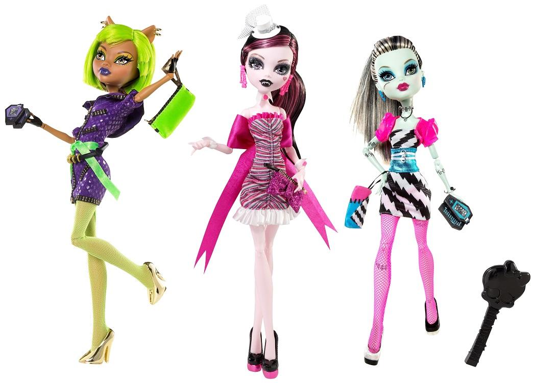 dawn of the dance doll assortment monster high wiki