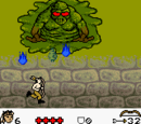 Bosses of Turok: Rage Wars (GBC)