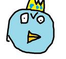 King fat bird