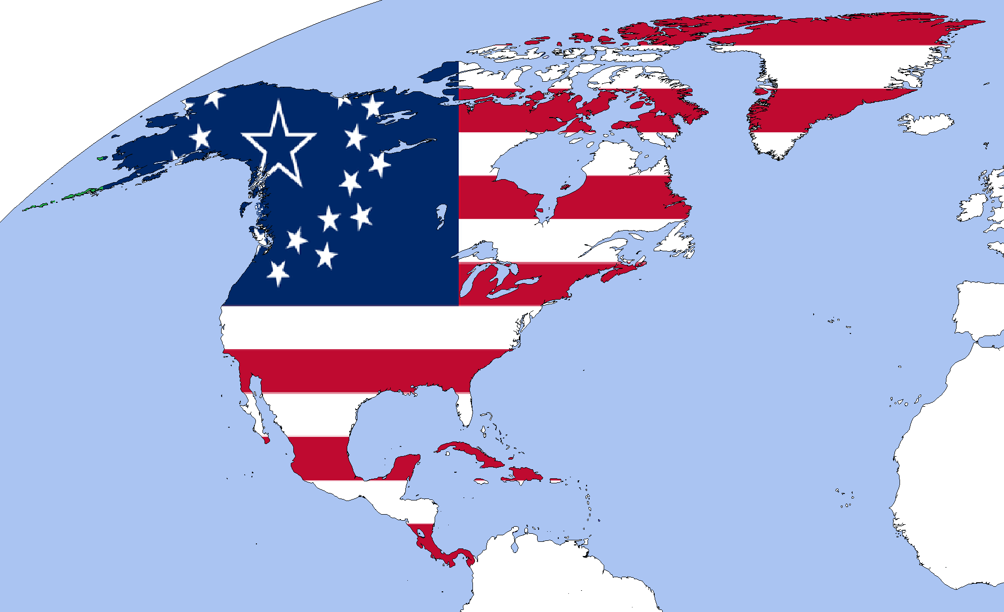 United States Of North America The New Renaissance Future