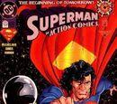 Action Comics Vol 1 0