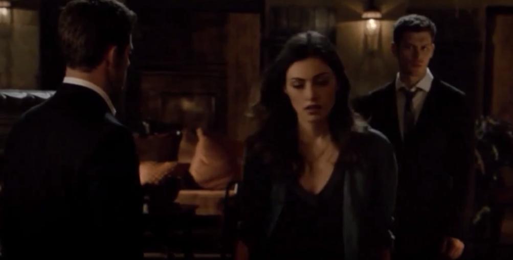 Image - Elijah-Hayley-Klaus 2x03.png - The Vampire Diaries ...
