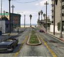 Conquistador Street