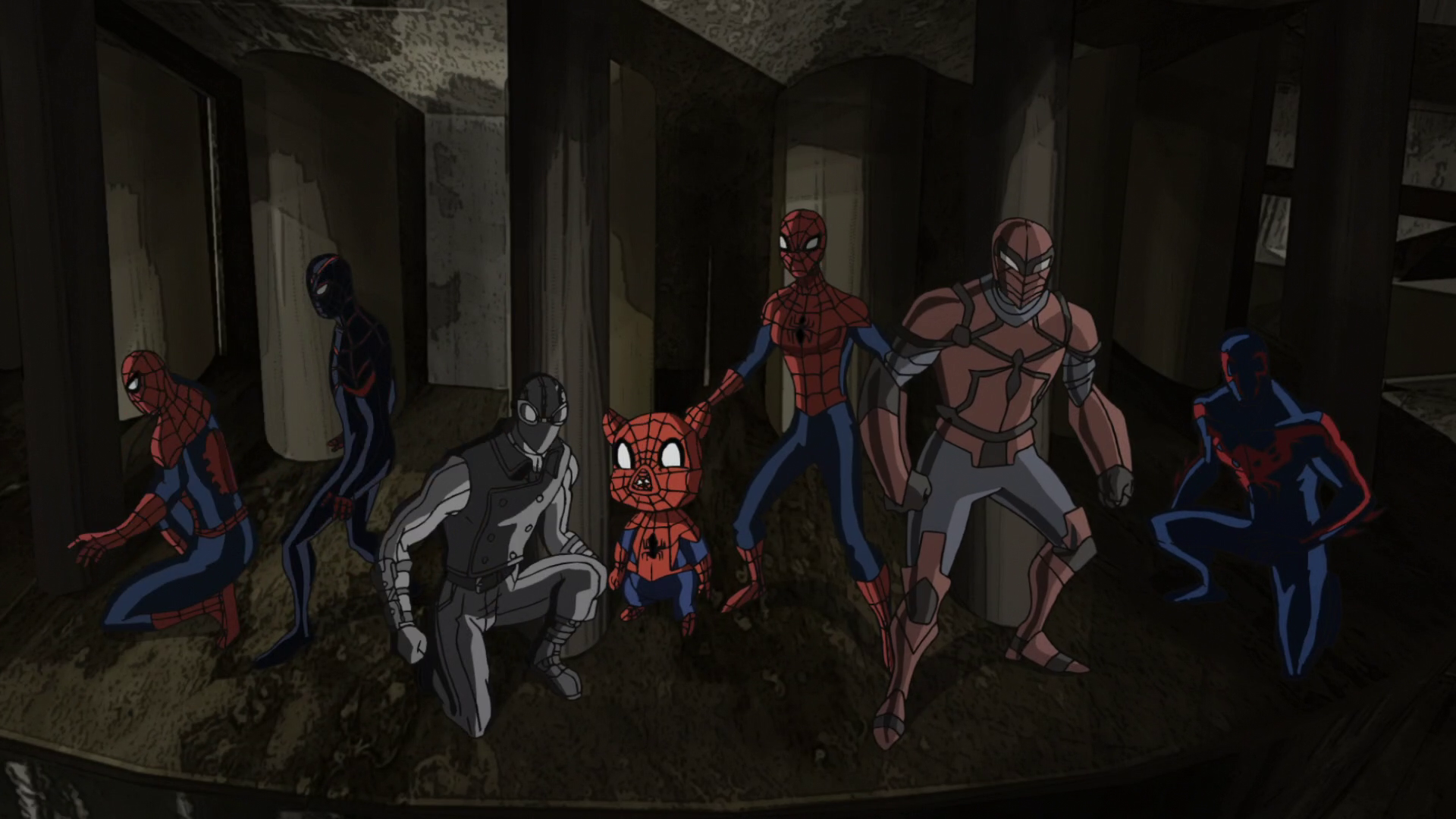Web Spider Wiki File:spider-man And The Web