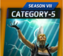 Category-5 (Season VII)