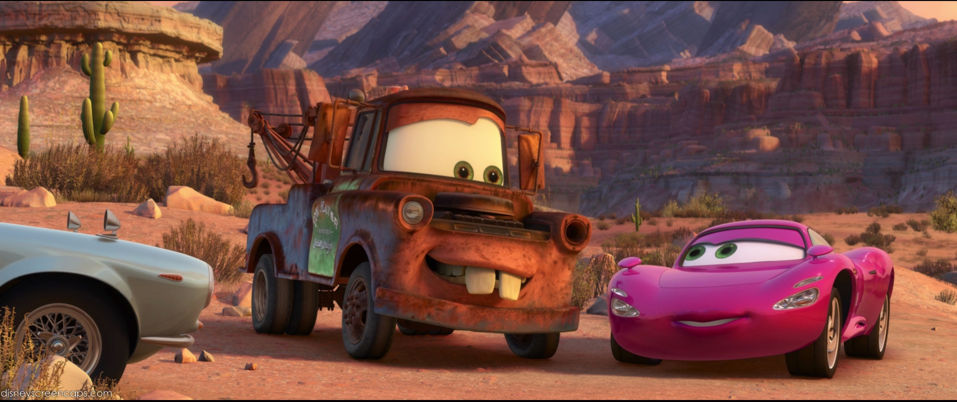Cars  Holley And Mater